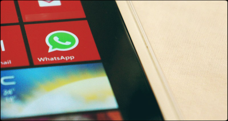 Установка WhatsApp Messenger на Windows Phone